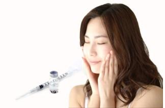 ヒアルロン酸注入・・「鼻筋形成」「ほうれい線」「眉間のシワ」「顎形成」…
