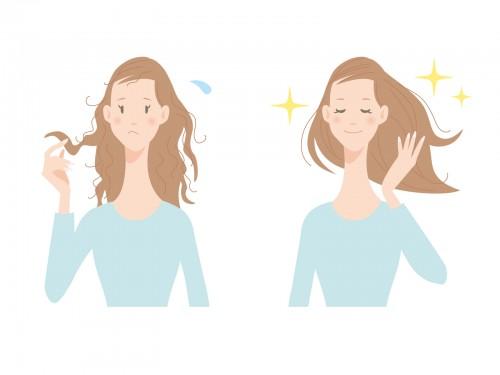 白髪、パサつき。髪の老化対策には頭皮ケアが大切!