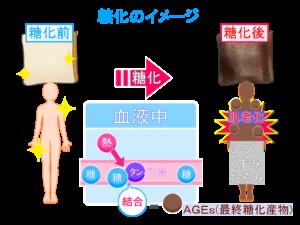糖化イメージ