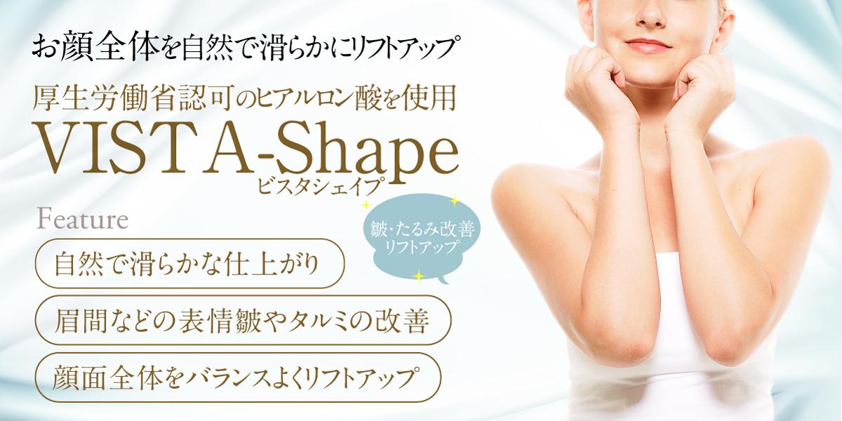 VISTA-Shapeビスタシェイプ