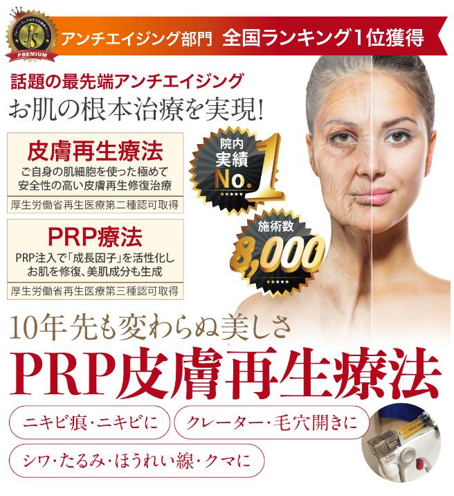 口コミのmineponさん PRP皮膚再生療法 施術後体験談